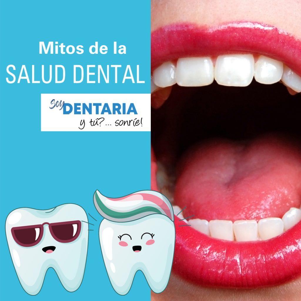 mitos sobre salud dental