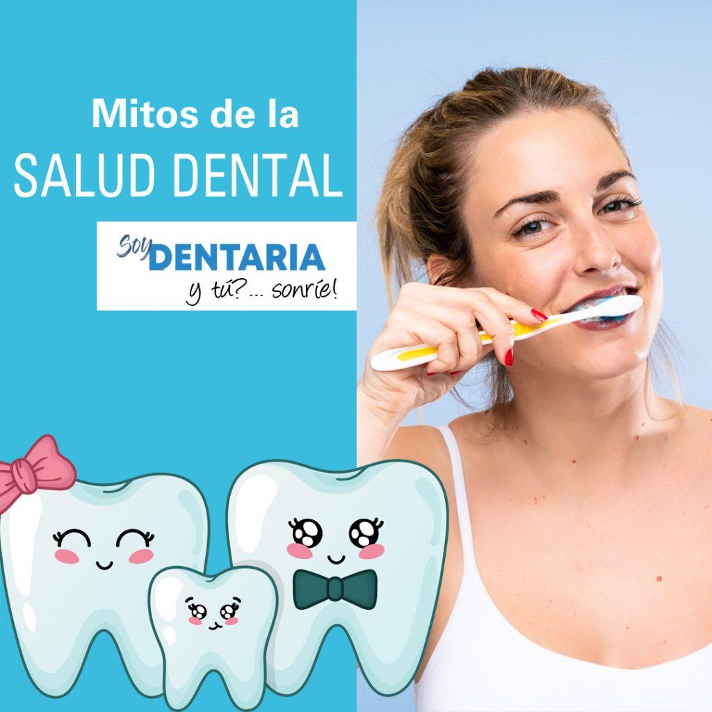 los mitos sobre salud dental