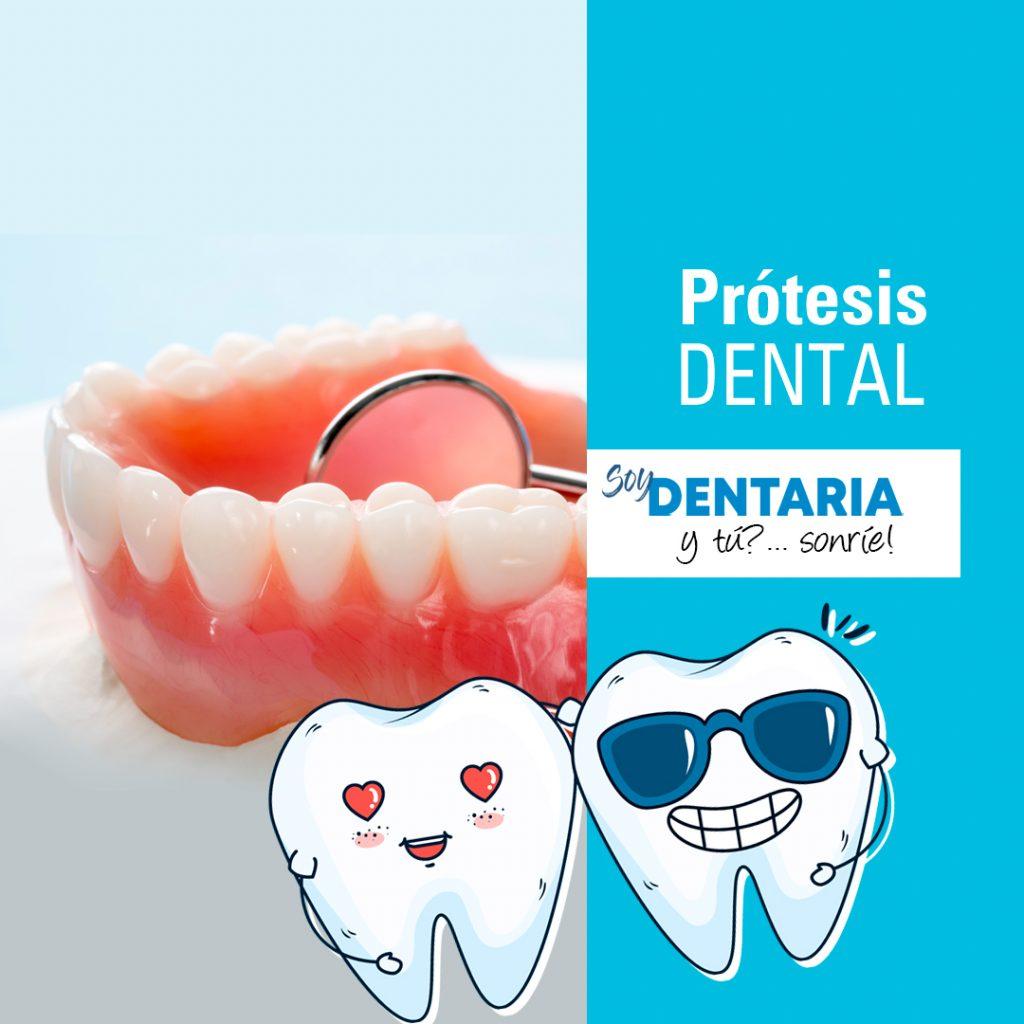 protésis dental consejos