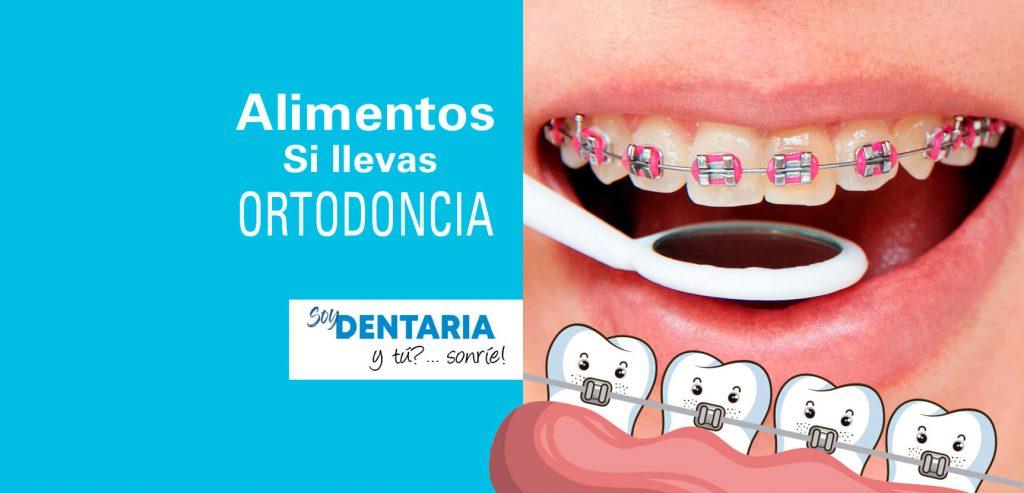 Consejos sobre alimentación para ortodoncia
