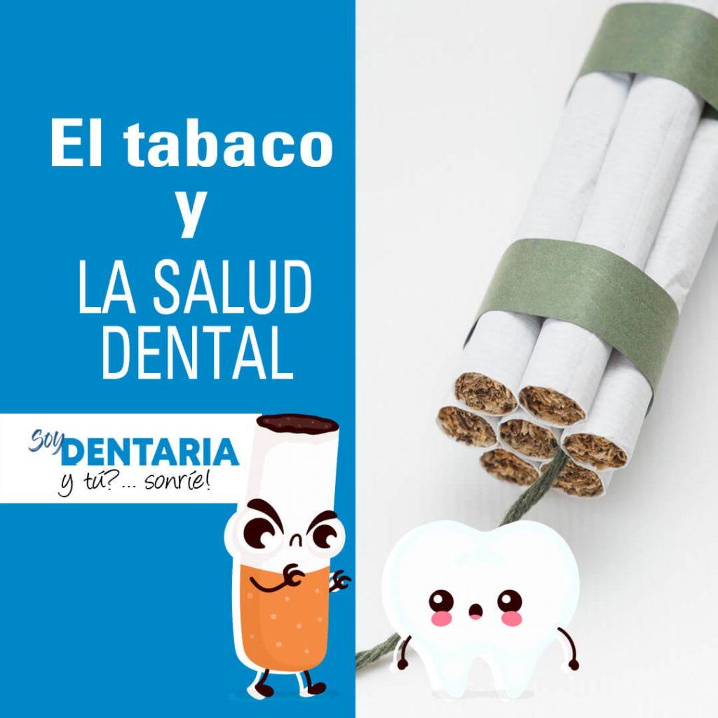 consejo el tabaco y la salud dental soy dentaria