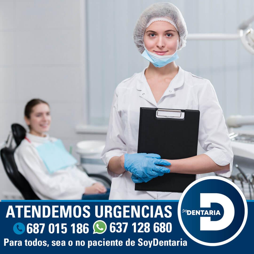 servicio de urgencias dentales