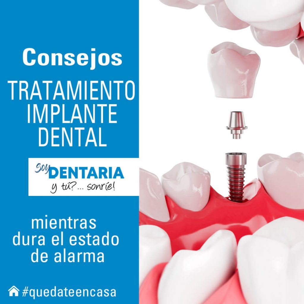 tratamiento implante dental
