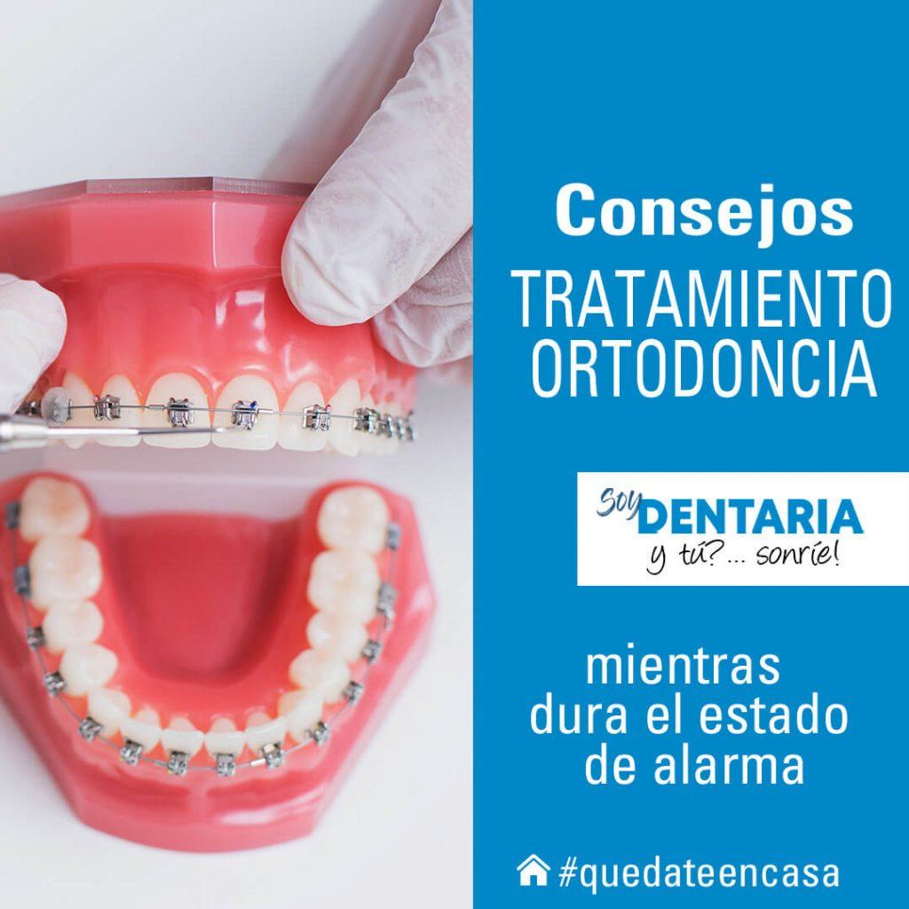 consejos ortodoncia brackets