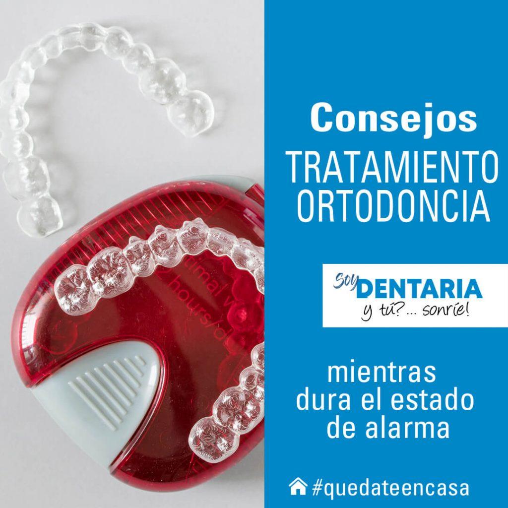 consejos ortodoncia invisible