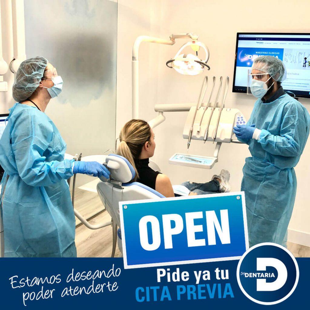 clinicas dentales soy dentaria